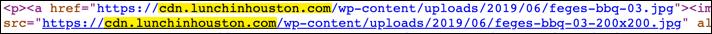 CDN URLS