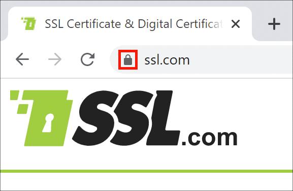 SSL/TLS Lock